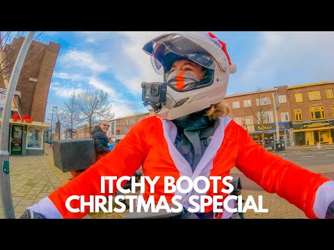 Itchy Boots CHRISTMAS SPECIAL