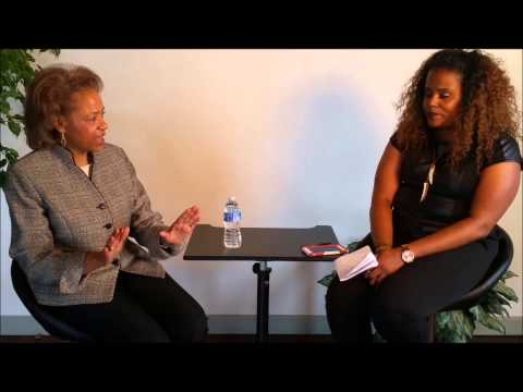 Real Talk w/ Tasha interview with Pastor Mary Cooper