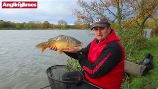 Steve Ringer's Skills School - carp on the bomb