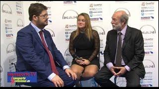 Borja de Torres entrevistado por Javier Baranda en el XVI Congreso de la CETM