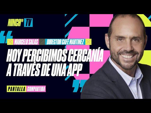 Pantalla Compartida - Entrevista con Marcelo Salas