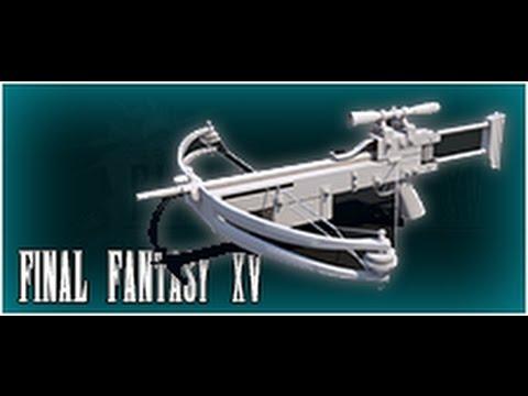 final fantasy xv machinery