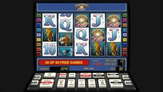 Крупный выигрыш в игровой автомат Дельфины 40,000 долларов