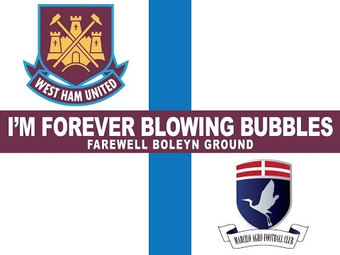 I'm Forever Blowing Bubbles feat. Marcilo Agro FC