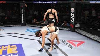 UFC Seo Hee Ham vs. Elizabeth …