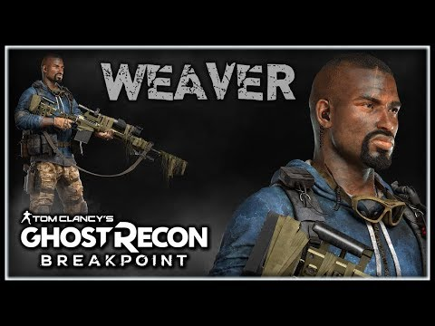 Full 39 weapons list 39 for ghost recon wildlands doovi - Weaver ghost recon ...