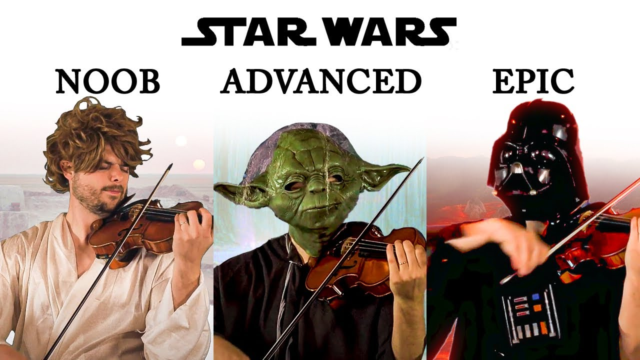 10 Levels of Star Wars Music