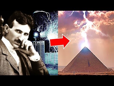Nikola Tesla & The Great Pyramid of Giza - Lost Ancient Tech