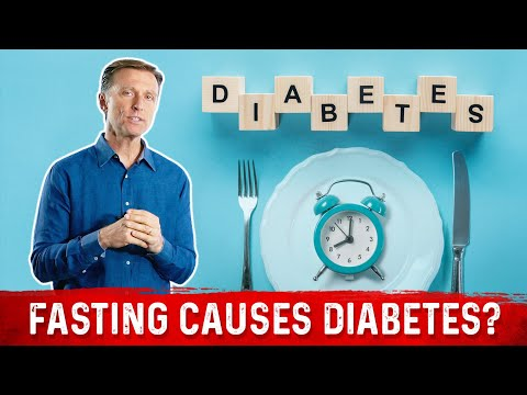 Does Intermittent Fasting Cause Diabetes