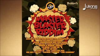"""Soca Music"" Porgie & Murda - Rabbit ""2014 Barbados Crop Over"" (Master Blaster Riddim)"