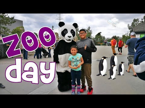 Calgary Zoo 2019