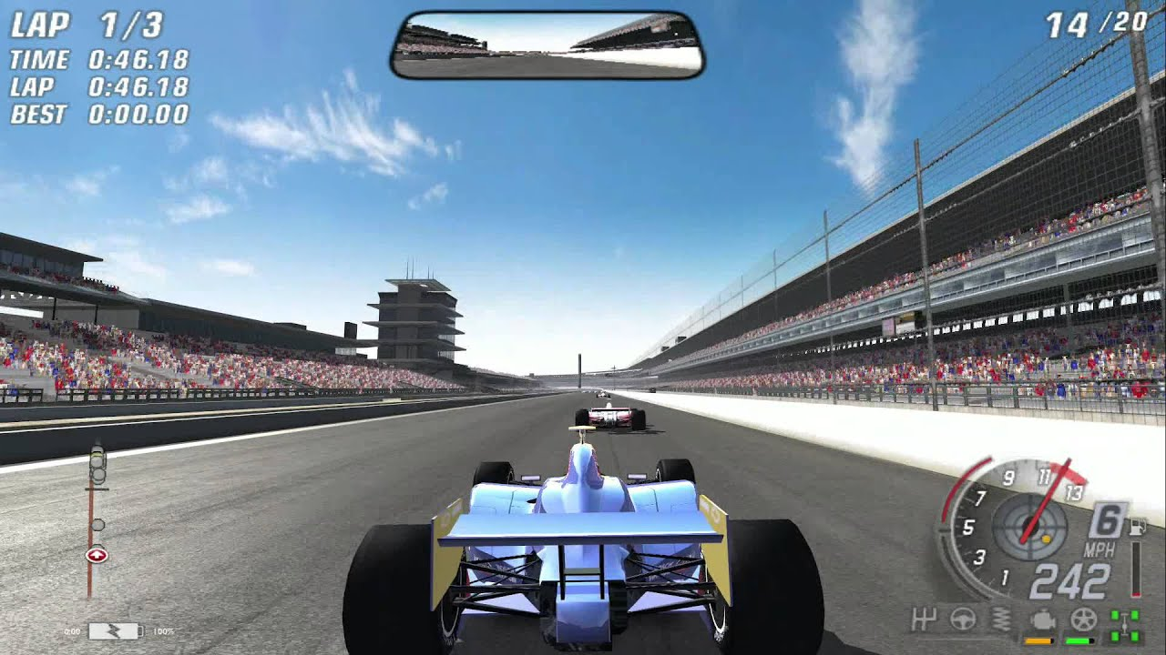 indianapolis toca race driver 3 pc gameplay dallara youtube. Black Bedroom Furniture Sets. Home Design Ideas