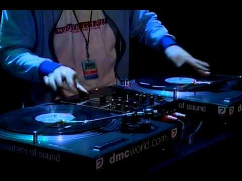 2000 - DJ Razor (Germany) - DMC World DJ Final