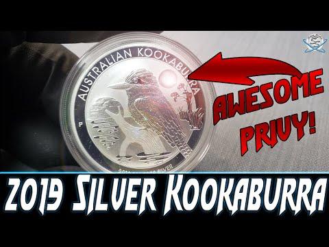 2019 Silver Kookaburra With PANDA Privy!