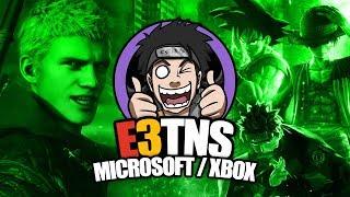 E3 2018 Livestream: Microsoft / Xbox (Live Reaction) | Jump Force | Halo Infinite | Devil May Cry 5