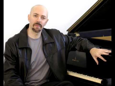 Jordan Rudess playing Chopins Op 10, no 12 Revolutionary Etude
