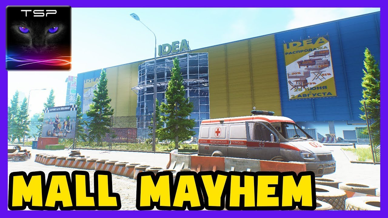 Escape from Tarkov ▻ Ep 9 - Interchange Mall Mayhem
