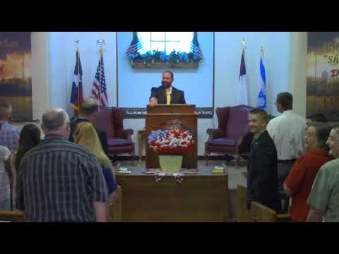 Sunday Morning Service 7-30-2017