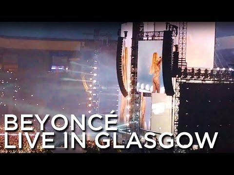 2016-07-07 'Beyoncé' @ Hampden Park, Glasgow, UK ('Halo')