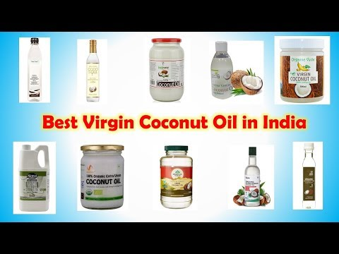 Best Virgin Coconut Oil in India with Price