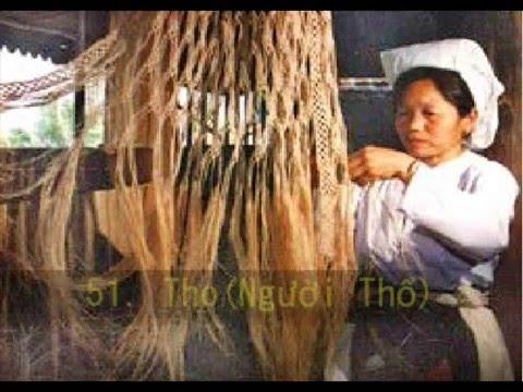 54 Ethnic Groups In Vietnam
