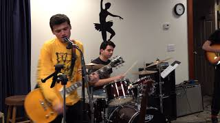 Rock Workshop Performing Are You Gonna Be My Girl Main Street Music and Art Studio