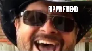 RIP Andy Hunter - Adriqos