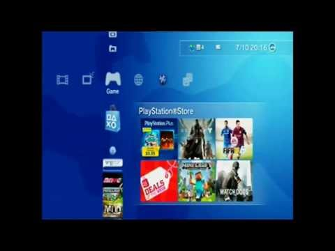 How To Save Or Play MP3 Music Files Onto Your PS3 Via A USB Device (PlayStation 3)