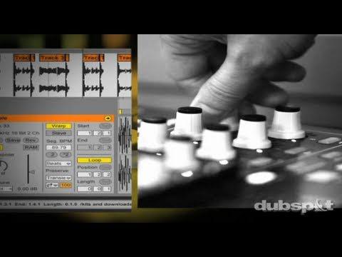 How To Make Dubstep Pt 1/3 W/ Ableton Live: Drums & Envelopes