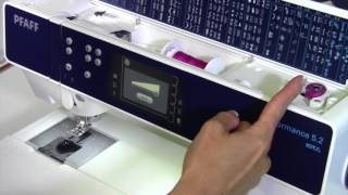 видео Pfaff Performance 5.2, купить швейные машины по САМЫМ НИЗКИМ ЦЕНАМ в Москве