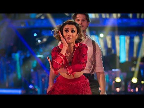 Anita Rani & Gleb Savchenko Charleston to 'Pencil Full Of Lead' - Strictly Come Dancing: 2015