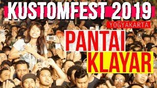 PANTAI KLAYAR - DIDI KEMPOT Live at KUSTOMFEST Yogyakarta