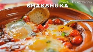 How to Make Moroccan Eggs in Tomato Sauce (Shakshuka)