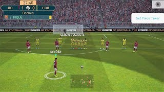 Pes Mobile 2019 / Pro Evolution Soccer / Android Gameplay #9