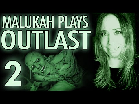 Malukah Plays Outlast Part 2