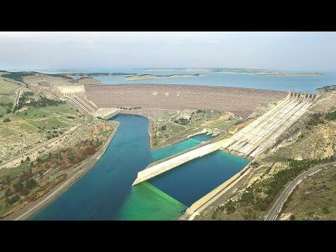 En Büyük Barajlar - Ülkemizin Dünya Sıralamasının Zirvesindeki Barajları