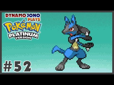 Pokémon Platinum | Part 52 – Riolu Evolves