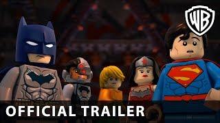 LEGO Aquaman - Official Trailer - Warner Bros. UK