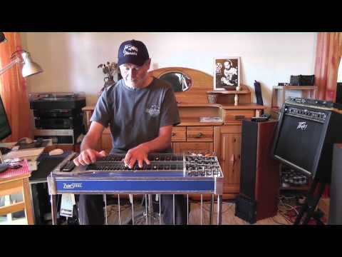 Mansion On The Hill - Maurice Anderson Style - Pedal Steel Guitar E9