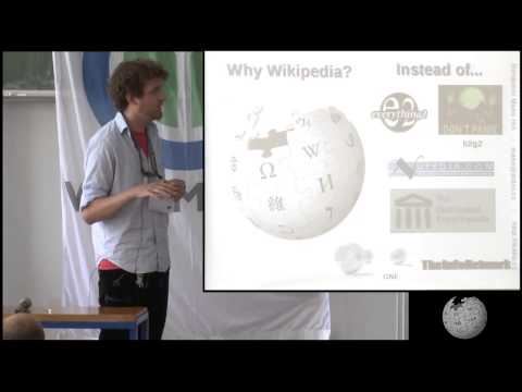 """Wikipedia Academy - """"When Peer Production Succeeds"""", Keynote by Benjamin Mako Hill"""