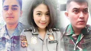 6 Artis Ini Punya Anak Polisi dan TNI. Nomor 3 Bikin Kaget!