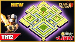 Th12 Unbeatable Anti 1 Star Trophy And War Base Design