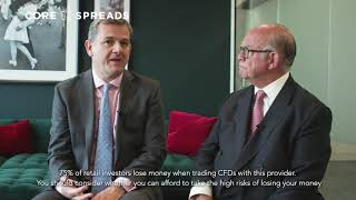 Today David Buik talks to INVESTEC'S CHARLES NEWSOME
