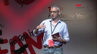 5+1 μύθοι από την καλύτερη χώρα του κόσμου | Θοδωρής Γεωργακόπουλος | TEDxYouth@Academy