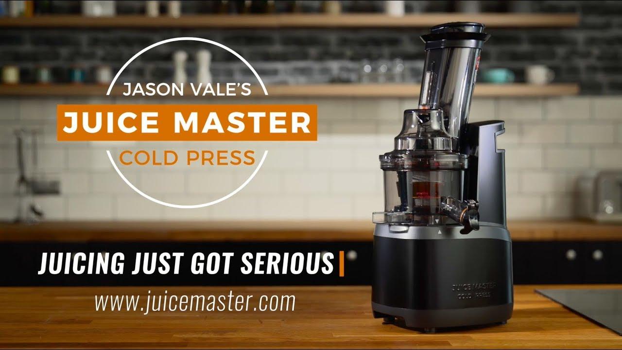 Jason Vale Retro Fast Juicer with 5:2