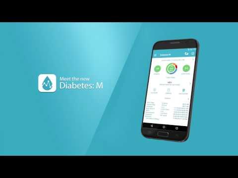 Diabetes:M App - Manage Your Diabetes