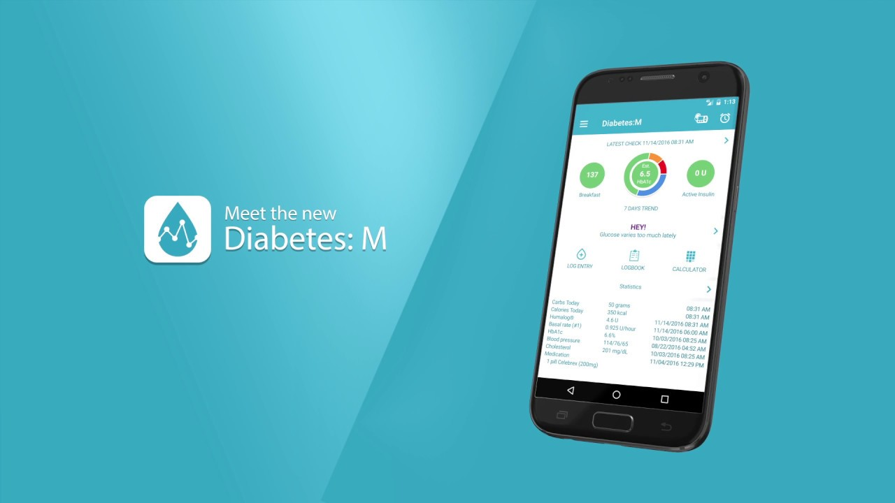 5 Best Diabetes Apps to Track Blood Sugar, Calculate Food, and Write