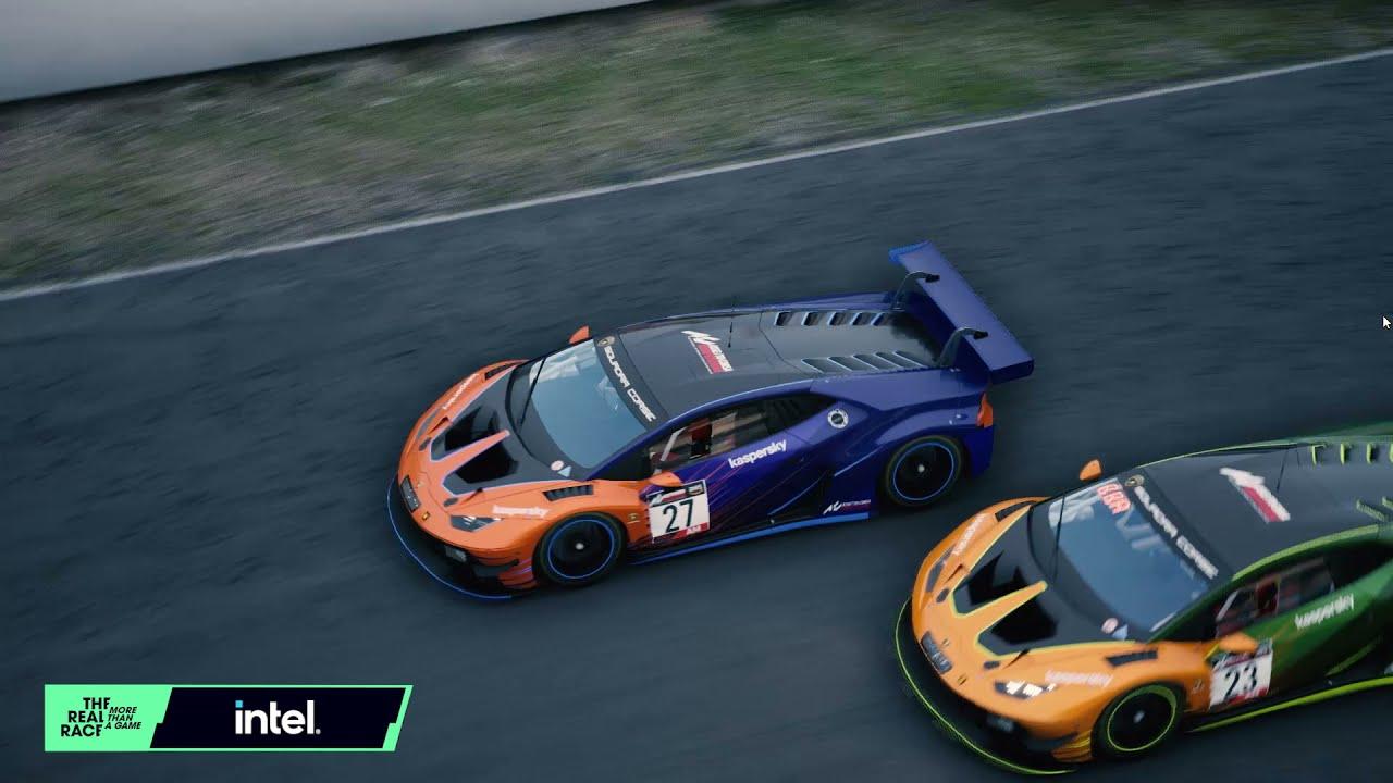 Lamborghini eSports: The Real Race - Catalunya, Race #7 Highlights