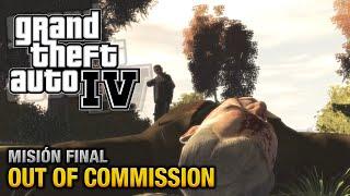 GTA 4 - Misión Final / Venganza - Out of Commission (Español - 1080p 60fps)