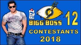 Bigg Boss 12: Bigg Boss Season 12 Contestants Couple List 2018 - HUNAGAMA